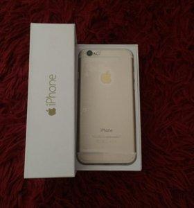 iPhone 6,64gb gold