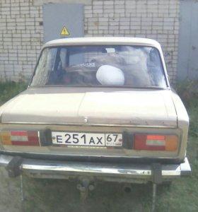 Ваз2106 ,1989 года
