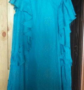Платье на девочку подростка