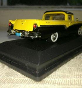 Коллекционный Ford «Ranchero»