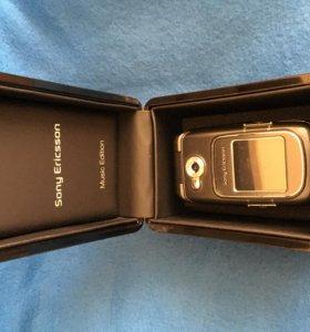 Sony Ericsson W710i в корпусе Z710i