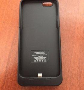 Чехол аккумулятор для iPhone 6,6s