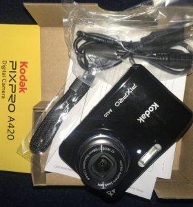 Фотоаппарат Kodak pix pro a420