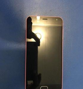 Meizu M2 mini pink
