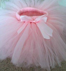 Шикарная пышная юбка