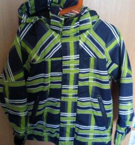 Куртка демисезонная, р.122