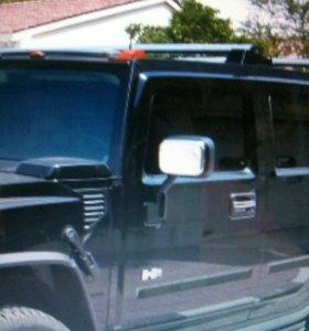Дверь передняя левая Hummer H2 новая оригинальная