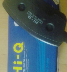 Тормозные колодки передние Kia OPTIMA