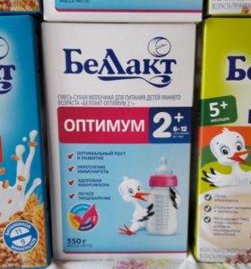 Беллакт2,молочная смесь,каша безмолочная/молочная
