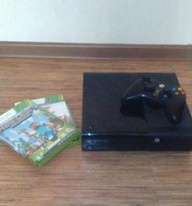 Xbox 360, 500gb, +3 игры в подарок.