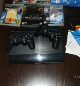 PlayStation 3 супер слим