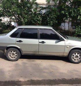 ВАЗ 21099 1.5 МТ , 2001 , седан