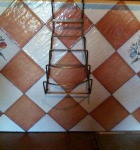Кухонный подвес для крышек