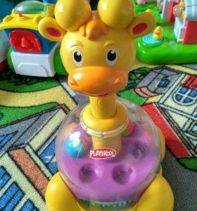 Юла жирафик
