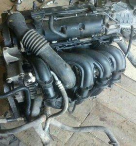Двигатель Ford Fusion 1.4, 80 л. с., 2008 г. в.