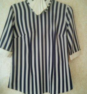 Блузка в полоску(новая)