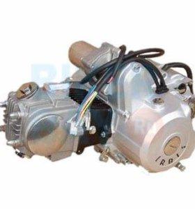 Двигатель в сб 4Т 147FMB (CUB) 71,8см3 (МКПП)