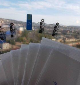 Защитное стекло XIAOMI разные