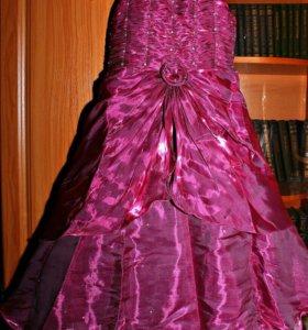 НОВОЕ новогоднее платье для девочки