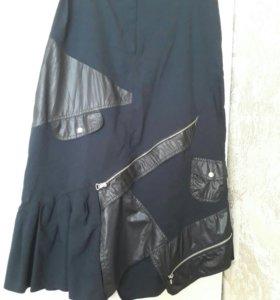 Стильные модные юбка ексклузив