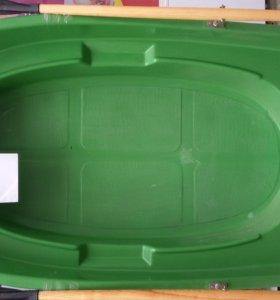 лодка стекло пластик