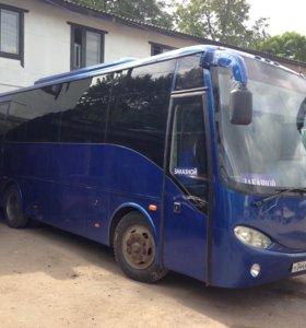 Пассажирские перевозки, лизинг автобуса