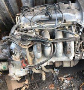 Двигатель мазда 626 ge