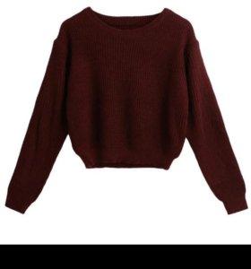 Новый женский свитер. Возможен торг