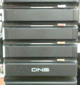 Системный блок DNS
