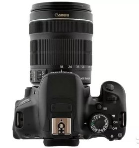 Canon 650D EDS 18-55 IS II