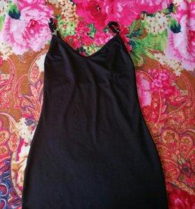 Платье-мини.