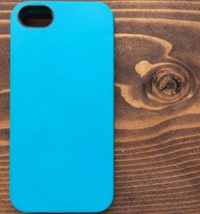 Чехол на iPhone 5, 5 s новый