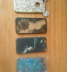 Чехлы для IPhone 6-6S