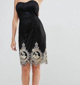 Платье британского бренда Boohoo