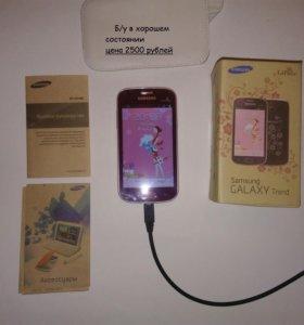 Samsung S7390 Galaxy Trend La Fleur