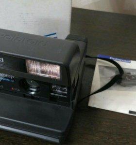 Фотоаппарат Polaroid OneStep closeup