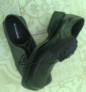 Продам мужские туфли натуральная кожа. Новые