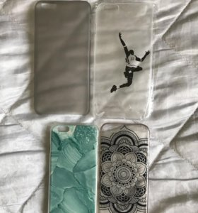 Чехлы iPhone 6 6s 6 plus