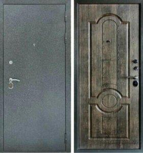 Дверь входная Тайгер