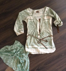 Туника и юбка