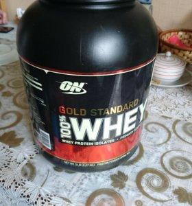 Optimum Nutrition Whey 100% Gold Standard