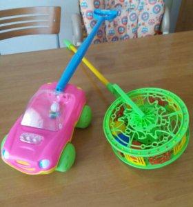 Игрушки ходилки для малыша