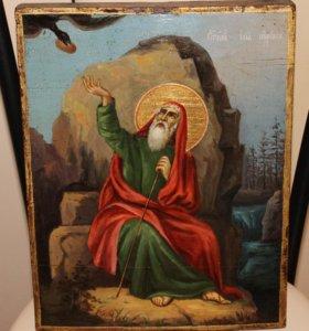 Икона Образ Святого Пророка Ильи