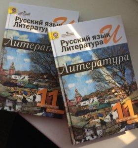 Учебники по русскому языку и литературе 11 класс