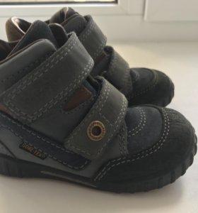 Осенние ботинки Ecco