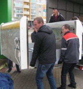 Доставка оборудования с заездом в Заречный