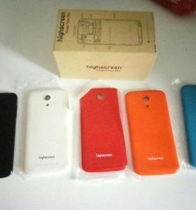 Панели на телефон highscreen omega prime mini