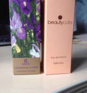 Мини парфюм вода 💦 Faberlic новая
