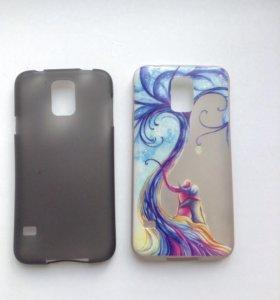 Чехлы и бампера на Samsung s5