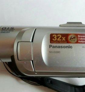 Видеокамера Panasonic NV-GS80